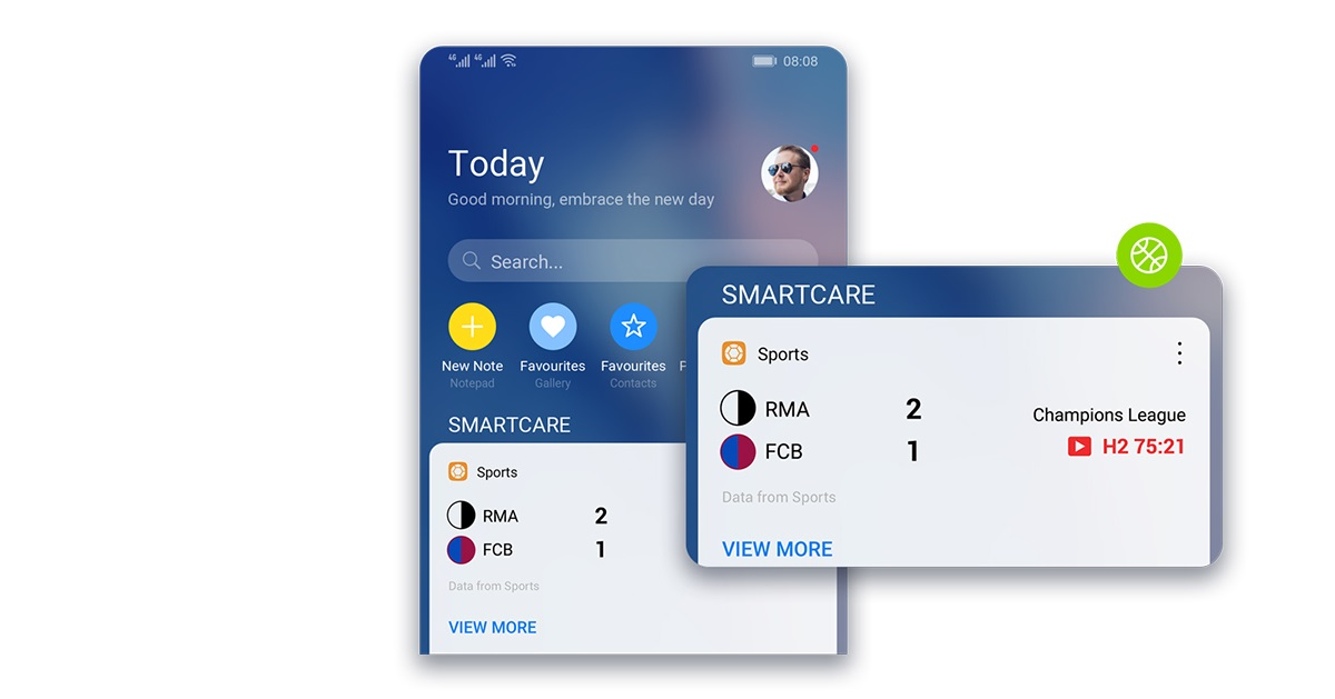 Asystent Huawei Smart Care