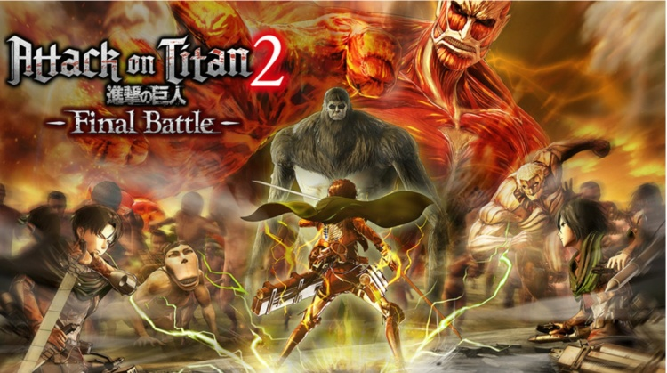 Google Stadia, Attack on Titan 2: Final Battle