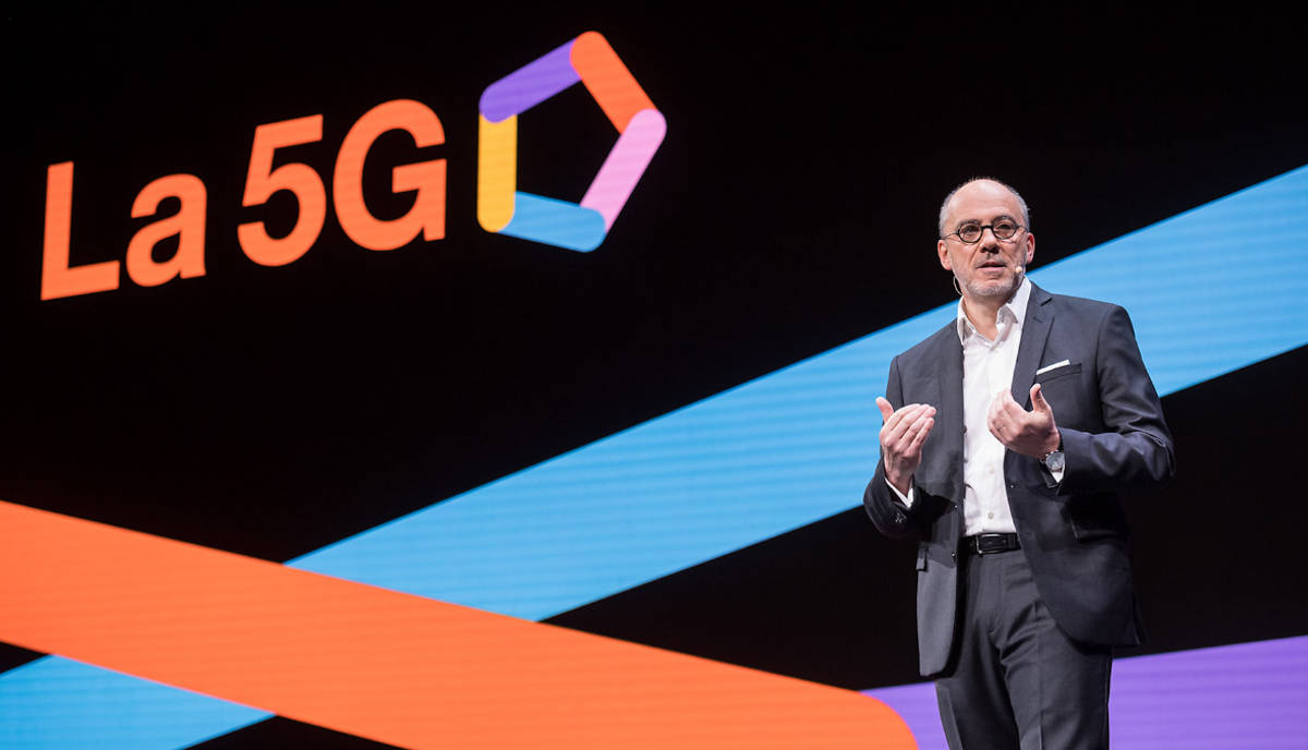 Orange France do 5G wybiera Nokię i Ericssona