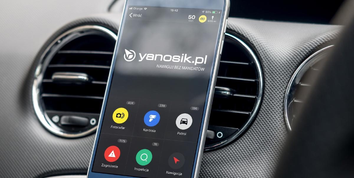 Aplikacja Yanosik I Funkcje O Ktorych Nie Miales Pojecia