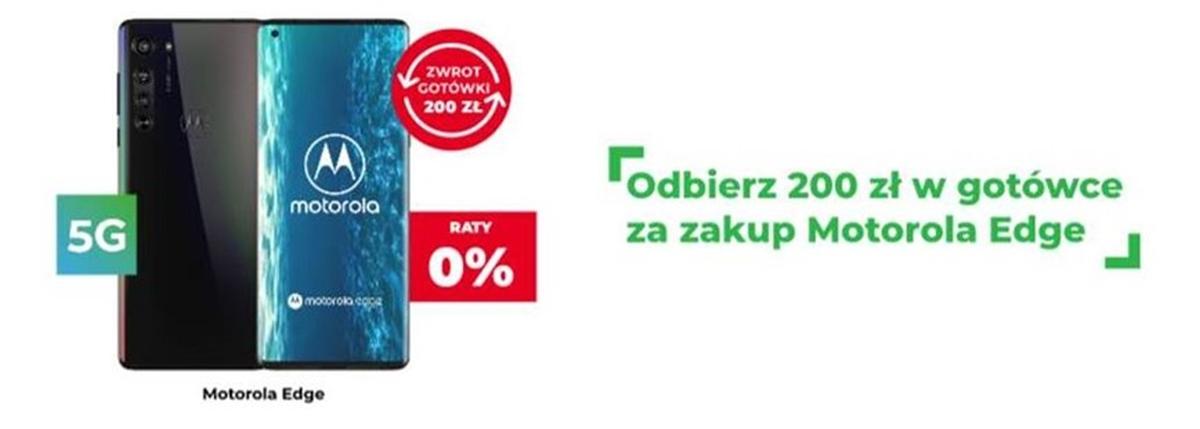 Kup Motorolę Edge lub 55-calowy telewizor Samsung w Plusie ...