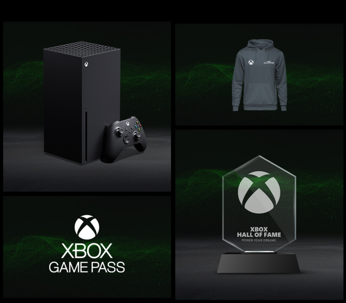 Xbox Hall of Fame nagrody