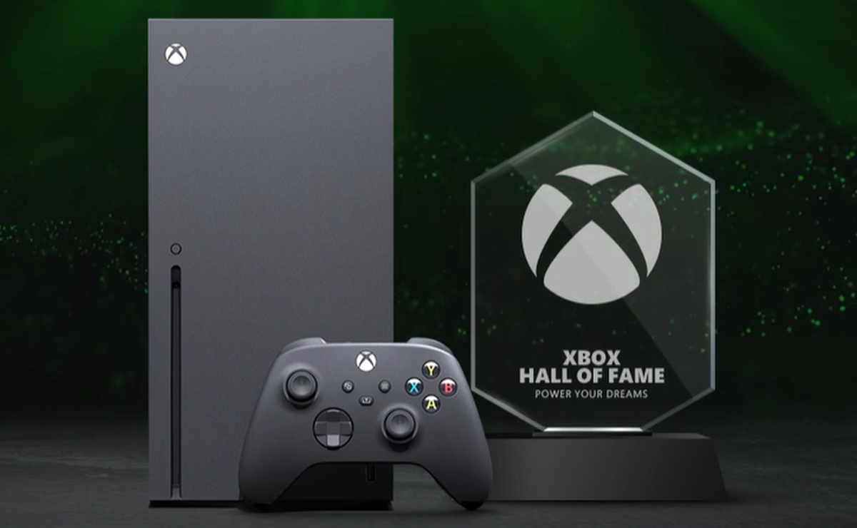 Xbox Hall of Fame Xbox Series X do wygrania
