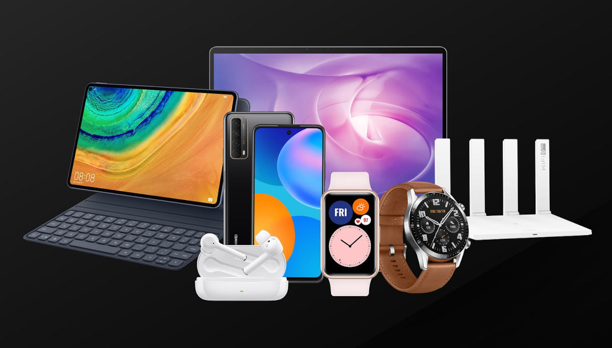 Black Friday w Huawei: zniżki do 55%