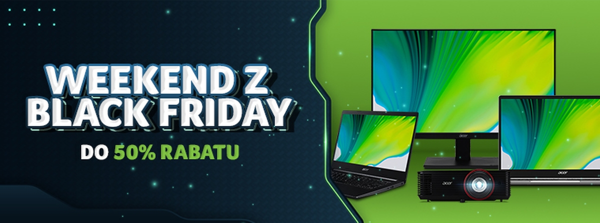 Acer Black Friday 2020
