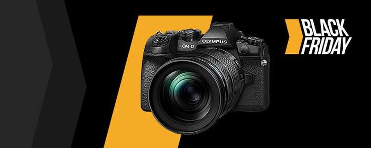 Olympus Black Friday