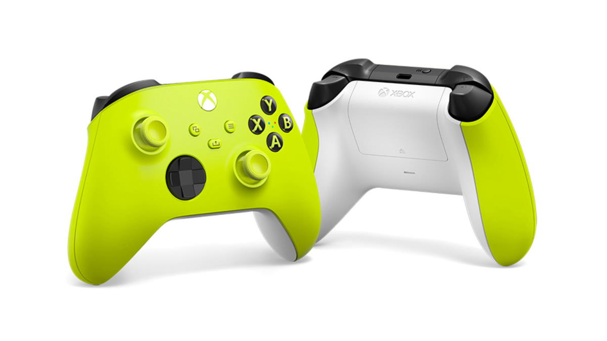 Xbox Electric Volt kontroler