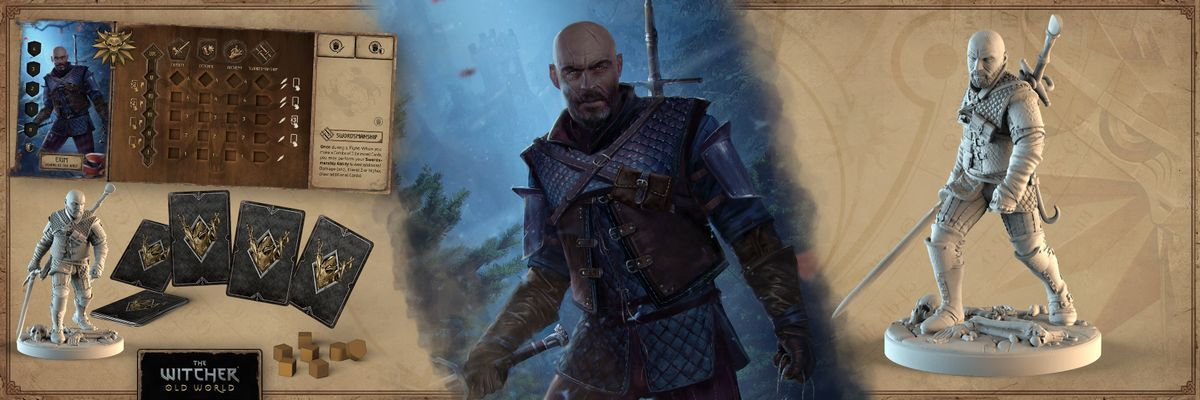 The Witcher: Dunia Lama