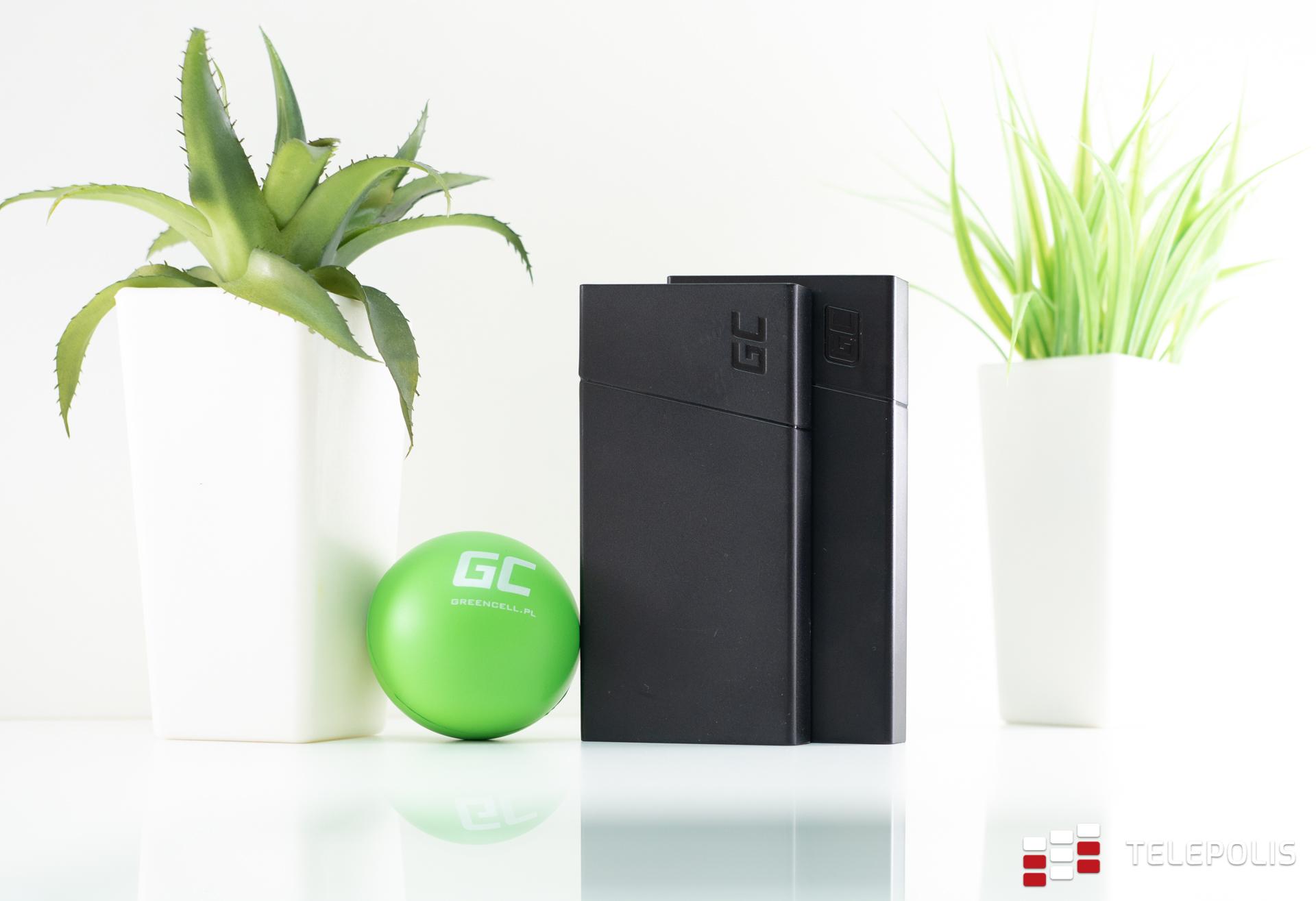 Green Cell PowerPlay 10000mAh
