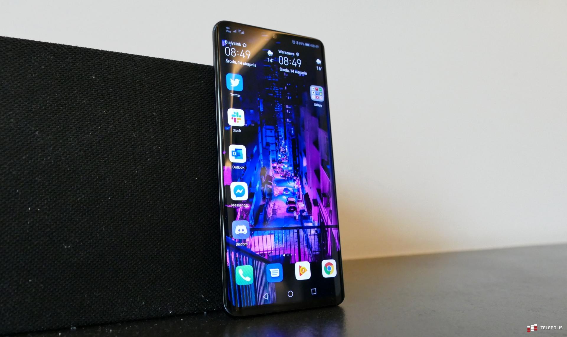 Kiedy aktualizacje dla smartfonów Huawei?