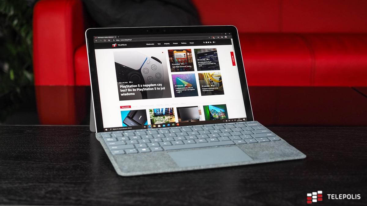 Surface Go 2 Test
