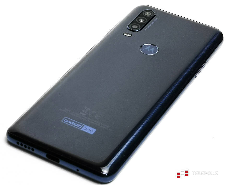 Motorola One Action test