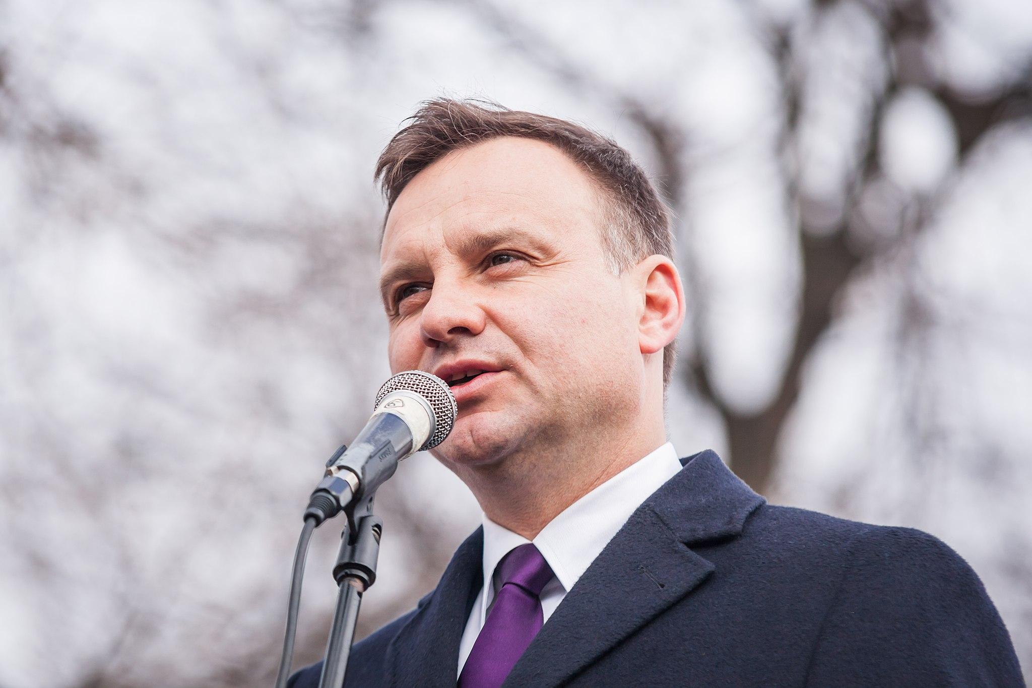 Możesz nie lubić naszego rządu. Ale Andrzej Duda na TikTok to ...